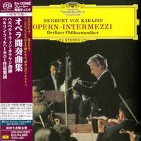 Herbert von Karajan - Opera Intermezzi -  SHM Single Layer SACDs