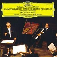 Maurizio Pollini - Mozart: Piano Concertos No.19 & 23