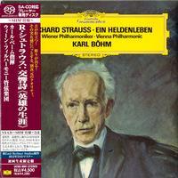 Karl Bohm - R. Strauss:  Ein Heldenleben -  SHM Single Layer SACDs