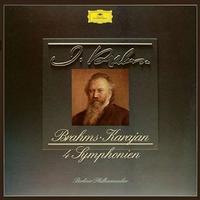 Von Karajan - Brahms: The Four Symphonies