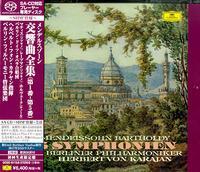 Herbert von Karajan - Mendelssohn: The 5 Symphonies
