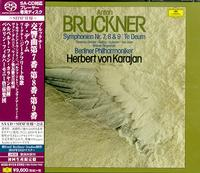 Herbert Von Karajan - Bruckner: Symphonies Nos. 7-9