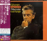 Herbert Von Karajan - Schumann: The 4 Symphonies