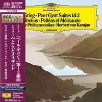 Herbert von Karajan - Grieg: Peer Gynt Suites 1 & 2