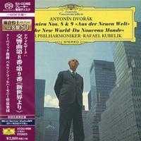 Rafael Kubelik - Dvorak: Symphonies Nos. 8 & 9
