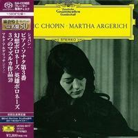Martha Argerich - Chopin: Piano Sonata No. 3 etc