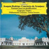 Narciso Yepes - Rodrigo: Concierto De Aranjuez/ Navarro -  SHM Single Layer SACDs