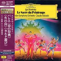 Claudio Abbado - Stravinsky: Le Sacre Du Printemps; The Firebird; Jeu De Cartes