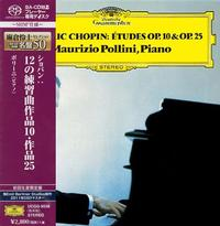 Maurizio Pollini - Chopin: Etudes Op.10 & Op.25