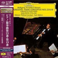 Maurizio Pollini - Mozart: Piano Concertos Nos.23 & 19