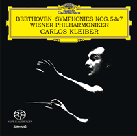 Kleiber/Vienna Philharmonic Orch. - Beethoven: Symphonies Nos. 5 & 7 -  Hybrid Multichannel SACD
