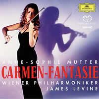 Anne-Sophie Mutter - Bizet: Carmen Fantasie