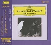 Maria Joao Pires - Schubert: 4 Impromptus D899 & D935
