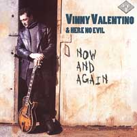 Vinny Valentino - Now and Again