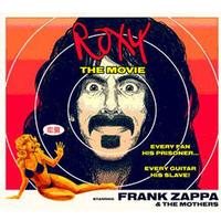 Frank Zappa - Roxy The Movie -  DVD & CD