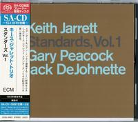 Keith Jarrett Trio - Standards Vol. 1