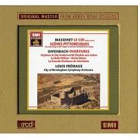 Louis Fremaux - Massenet: Le Cid - Offenbach: Overtures