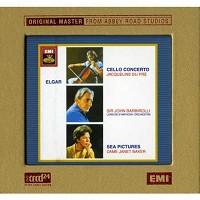 Sir John Barbirolli - Elgar: Cello Concerto/ Sea Pictures -  XRCD24 CD