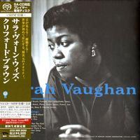 Sarah Vaughan - Sarah Vaughan -  SHM Single Layer SACDs