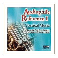Various Artists - Audiophile Reference I: Classical Music -  HDCD CD