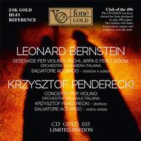 Leonard Bernstein - Piazzolla: Salvatore Accardo
