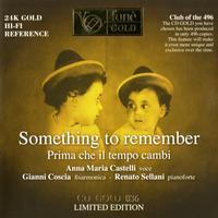 Anna Maria Castelli  voice, Gianni Coscia fisarmonica & Renato Sellani  piano - Something to Remember