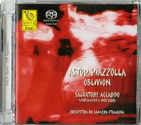 Salvatore Accardo - Piazzolla: Oblivion