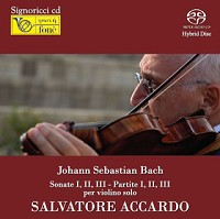 Salvatore Accardo - Bach: Sonate I,II,III Partite I,II,III