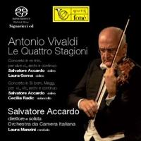 Salvatore Accardo - Vivaldi: The Four Seasons