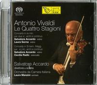 Salvatore Accardo - Vivaldi: The Four Seasons