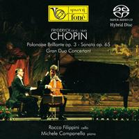 Rocco Filippini - Chopin: Works For Cello And Piano