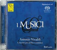 I Musici - Antonio Vivaldi: Concerti per archi e continuo