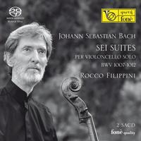Rocco Filippini - Bach: Suites