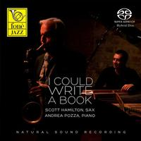 Scott Hamilton & Andrea Pozza - I Could Write A Book