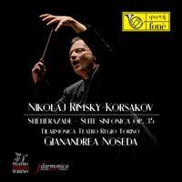 Gianandrea Noseda - Rimsky-Korsakov: Sheherazade/ Torino