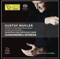 Gianandrea Noseda - Mahler: Sinfonia N. 2 In Do Minore