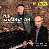 Scott Hamilton & Paolo Birro - Pure Imagination