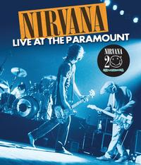 Nirvana - Live At The Paramount -  DVD Video