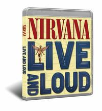 Nirvana - Live & Loud -  DVD Video