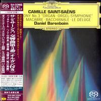 Daniel Barenboim - Saint-Saens: Organ Symphony No 3