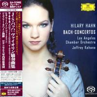Jeffrey Kahane & Hilary Hahn - Bach: Concertos