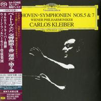 Kleiber/Vienna Philharmonic Orch. - Beethoven: Symphonies Nos. 5 & 7