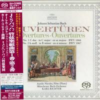 Karl Richter - Bach: Orchestral Suites No.1 & No.2