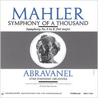 Maurice Abravanel - Mahler: Symphony of a Thousand -  HDAD 24/96 24/192