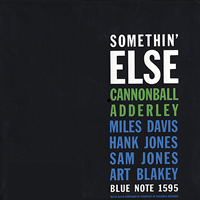 Cannonball Adderley - Somethin' Else -  HDAD 24/96 24/192