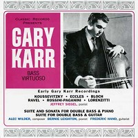 Gary Karr - Plays Double Bass -  HDAD 24/96 24/192