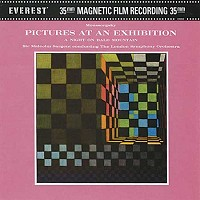 Sir Malcolm Sargent - Mussorgsky: Pictures at an Exhibition/ Night on Bald Mountain -  HDAD 24/96 24/192
