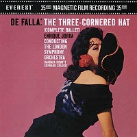 Enrique Jorda - Falla: Three Cornered Hat -  HDAD 24/96 24/192