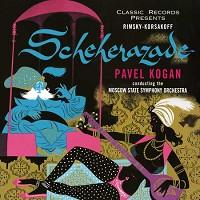 Pavel Kogan - Rimsky-Korsakov: Scheherazade -  HDAD 24/96 24/192