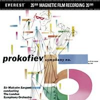 Sir Malcolm Sargent - Prokofiev: Symphony No. 5 -  HDAD 24/96 24/192